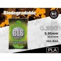 BLS Bille Biodegradable 0.20gr 1kg