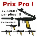 Le lot de 5 FT-12 Flip Top Tippmann