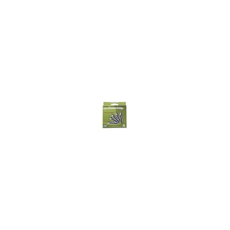 Cartouche de Co2, ULTRAIR 12 gr.. 10 pcs