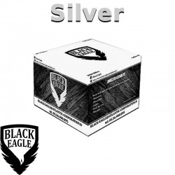 Carton de 2000 billes Paintball C68 BE Silver