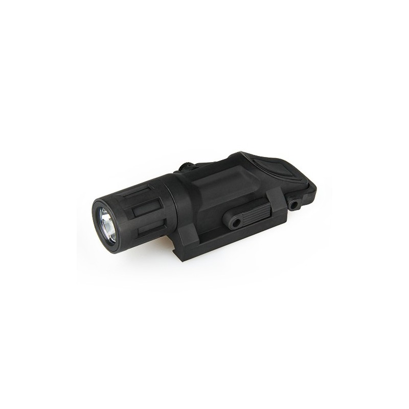 White Multifunction Weapon Mounted Light