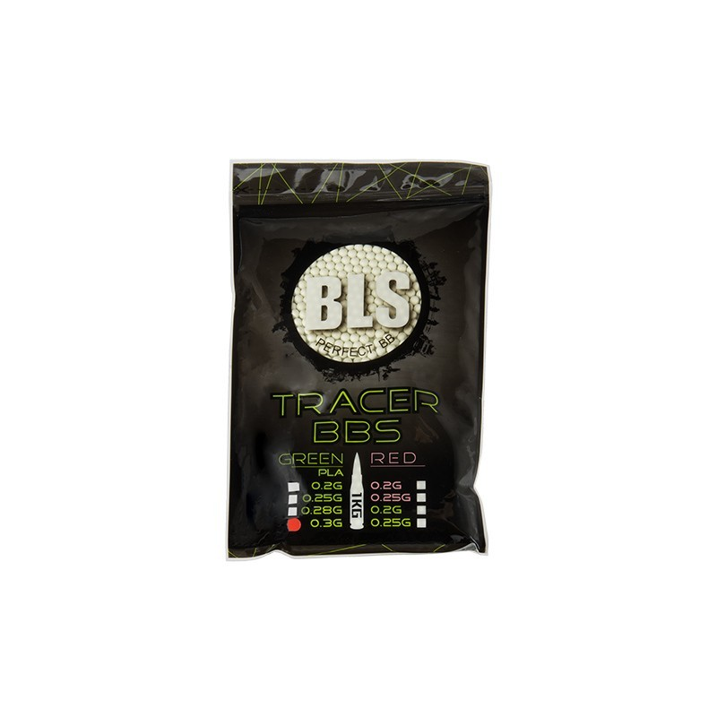 BLS TRACER BIO – 0,30g 3300bb Pellets – GREEN