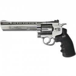 Dan wesson 6 revolver, airsoft gun cal. 6 mm BB CO2