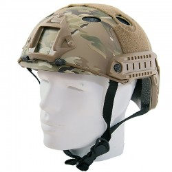 CASQUE FAST PJ MULTICAM EMERSON