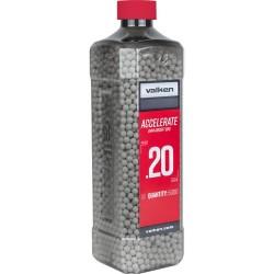 BBs - Valken ACCELERATE 0.20g-5000ct-White