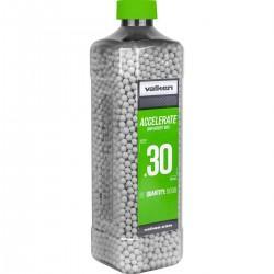 BBs - Valken ACCELERATE 0.30g-5000ct-White