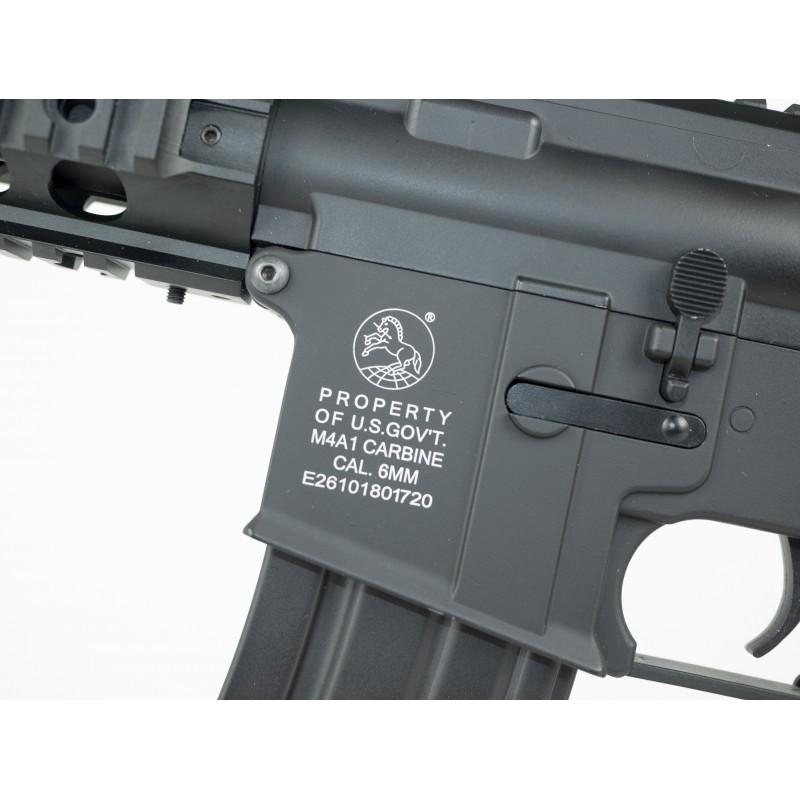 Colt M4 Special Forces Black Full métal 1,2 J /C4