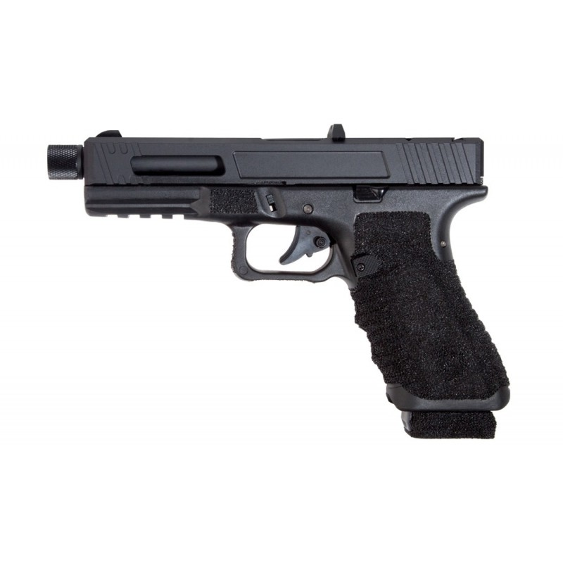 PISTOLET CO2 BLOW BACK GLADIUS ACTA NON VERBA BLACK II SECUTOR