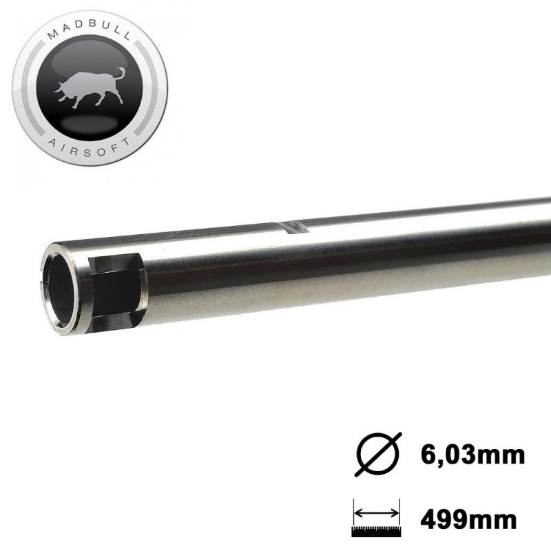 Precision barrel, 6,03x499, V2, APS-2, Tight bore