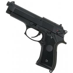 M9 noir pistolet électrique - CM.126