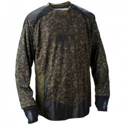 BT combat ZE paintball jersey L