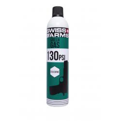 Bouteille de gaz Swiss arms 130 PSI Lubrifié 760ml