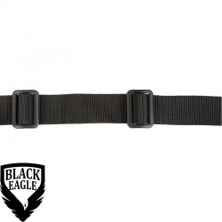 Two-Point tactical Sling – Black Black Eagle Corporation 2K20