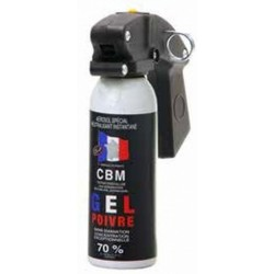Pistogel red pepper poignée standard 100ML