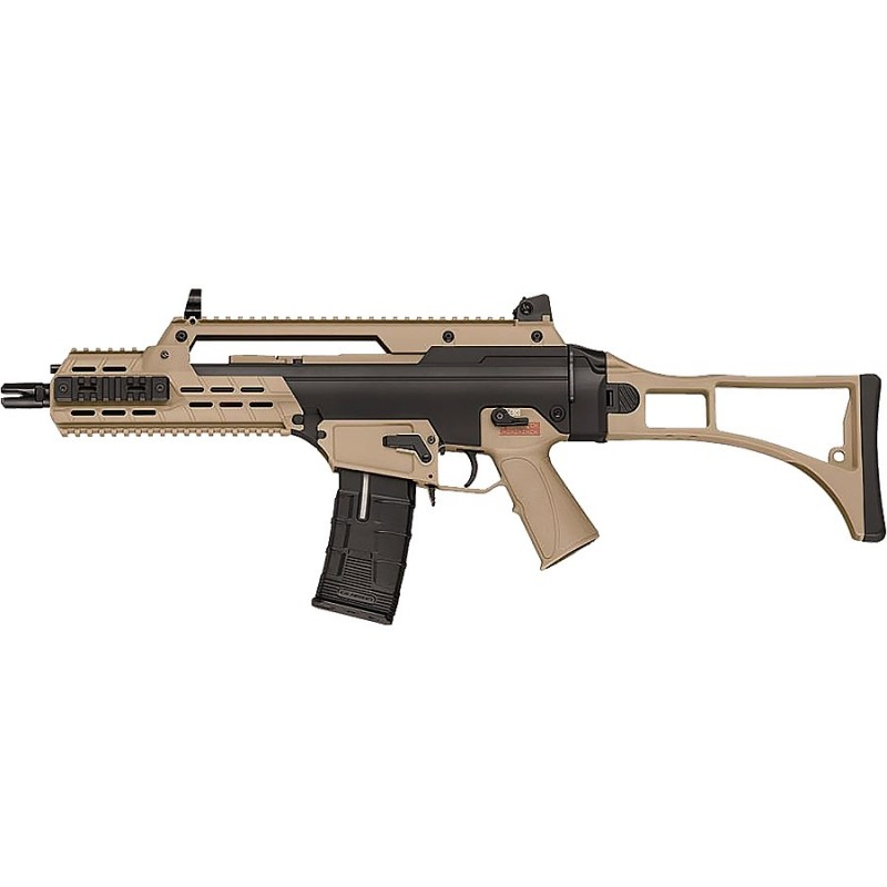 REPLIQUE ELECTRIQUE AEG AIRSOFT AARF G33 TAN BLACK