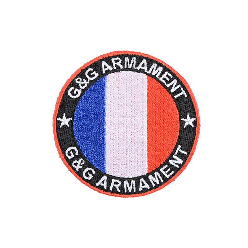 G&G National Flag Patch - France