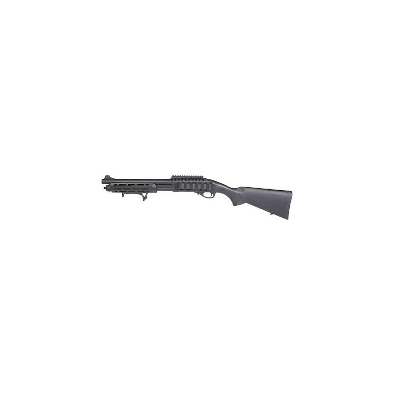Fusil à pompe VELITES FERRUM S XI BK