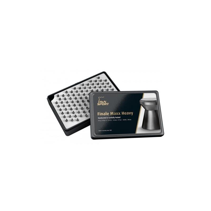 H&N FINALE MAXX HEAVY 4,49 (200)