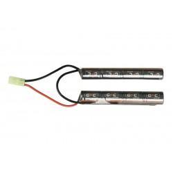 NiMH 9,6V 1600mAh 2-module battery