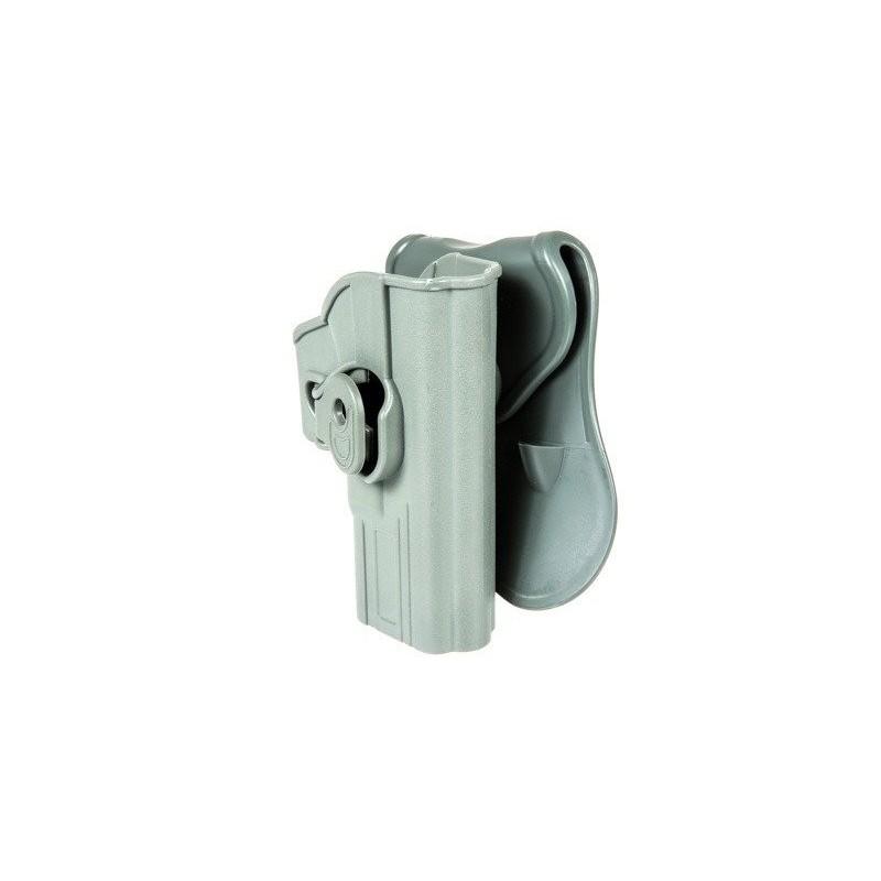 Glock type Holster - grey