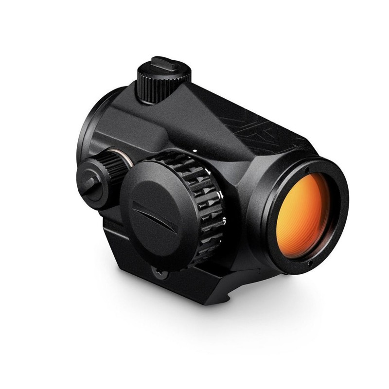 Magnification 1x Red dot Side 2 MOA