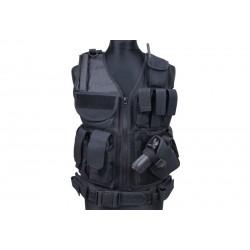 KAM-39 tactical vest - black