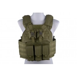 Plate Carrier Tactical Vest - OD