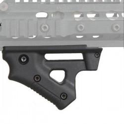 Forward Angled Grip Black Eagle BLACK