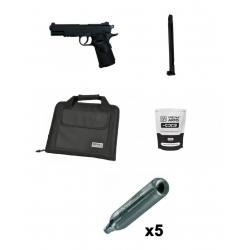 Pack STI Duty One ASG