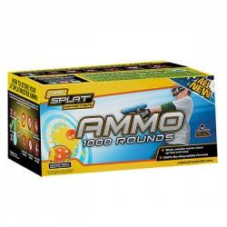 Billes JT Splatmaster 1000 Ammo - Orange/Yellow Fill