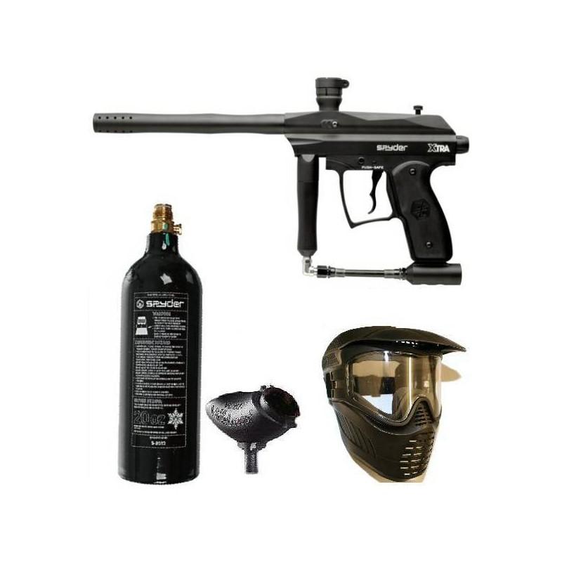 Kit Spyder Xtra 09