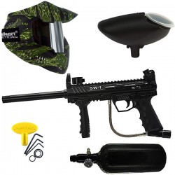 Pack paintball air SW1 thermal Tiger miroir