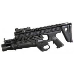 Lance grenade SCAR noir