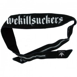 Bnkr Kings Tie Head Band - WKS