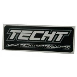 Sticker TechT Gris