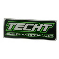 Sticker TechT Vert