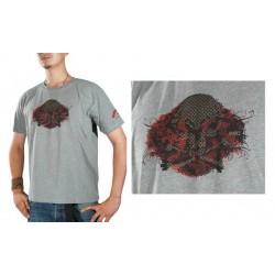 Tee-shirt Angel Skullduggery Grey S