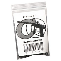 O-Ring Kit - 3xBag BT TM7 TM15