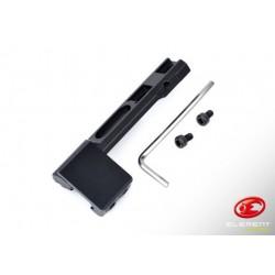 30mm scope mount top rail
