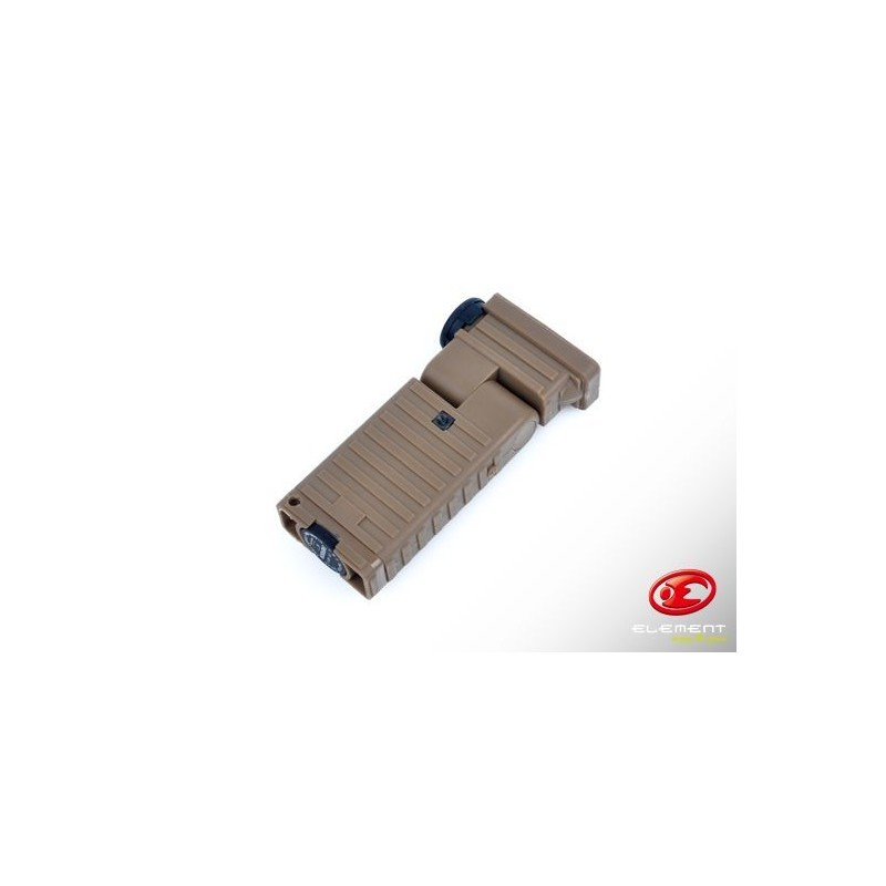 Stream Sidewinder LED Flashlight Emerson