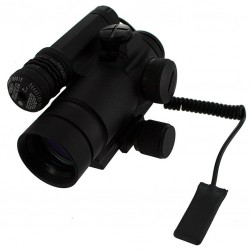 Comp M4 Red Dot Sight with Red-Green Laser S - accessoires paintball -