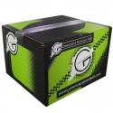 Billes paintball green Caps - Carton de 2000 billes paintball