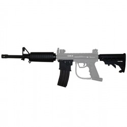 Customisation M16 pour BT4 et SW1
