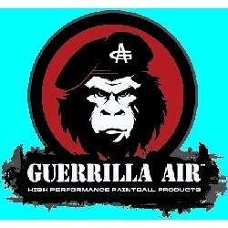 Guerrilla Air MYTH Poppet Assembly - Consists of poppet, spring & O-rings